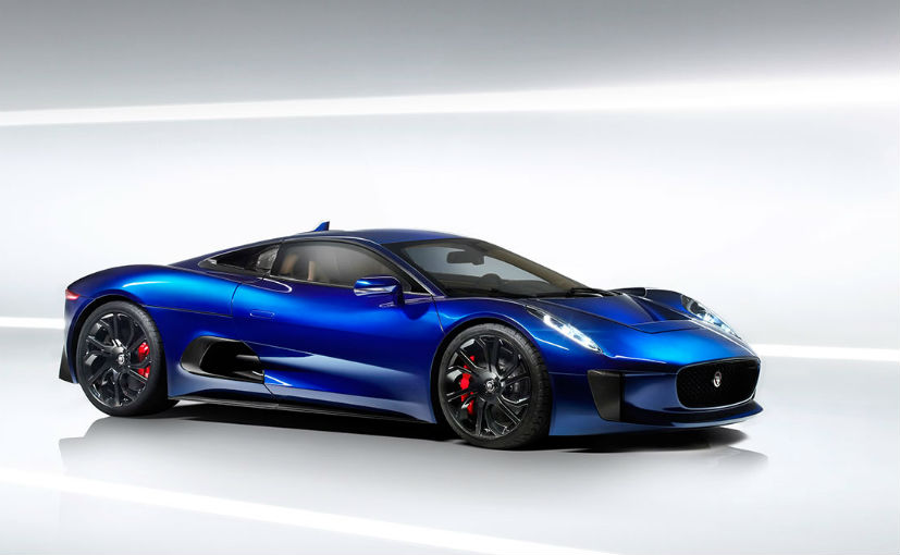 Jaguar Hints At An Electric Hypercar