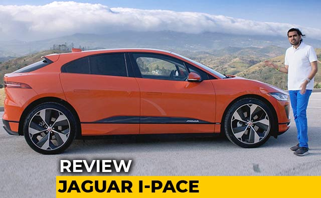 Jaguar I-Pace Electric SUV Detailed Review