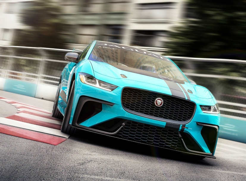Jaguar I-Pace Race Car To Make Track Debut At Berlin E-Prix - NDTV ... 8af8a388c