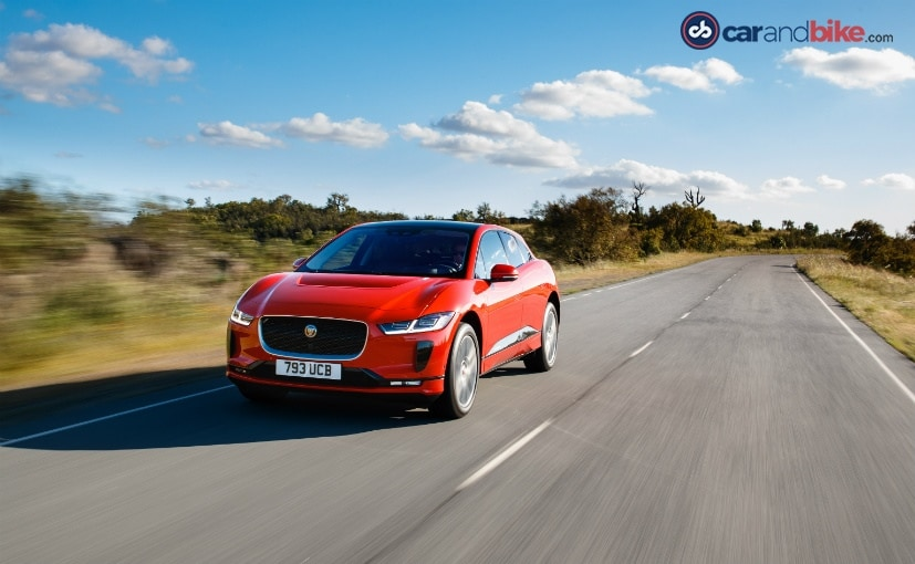 The I-Pace builds on a new electric platform that uses Jaguar's 30-year Aluminium expertise
