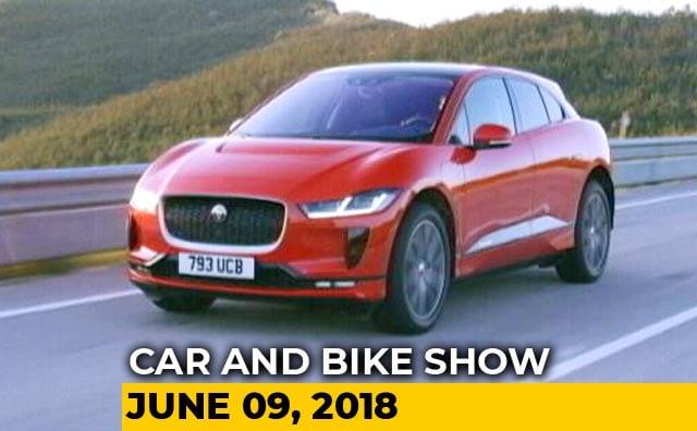 Video : Jaguar I-Pace Review