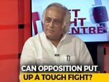 Video : Jairam Ramesh On His Take On The 2019 Polls