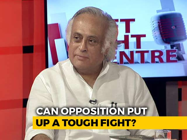 Video : Jairam Ramesh On His Take On The 2019 Polls
