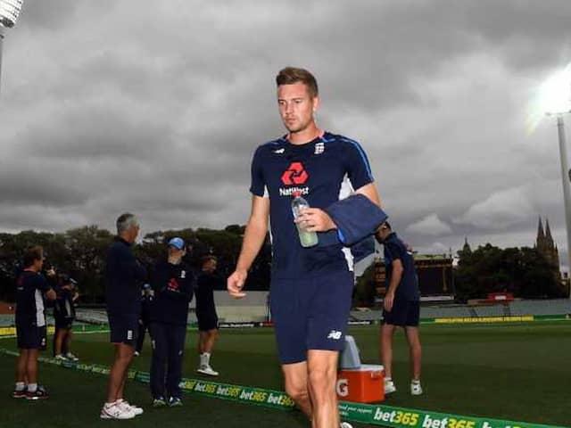 Jake Ball To Replace Injured Chris Woakes For Australia ODI Series