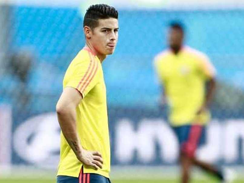 James Rodriguez Latest Footballer On Spanish Taxmans Hit-List