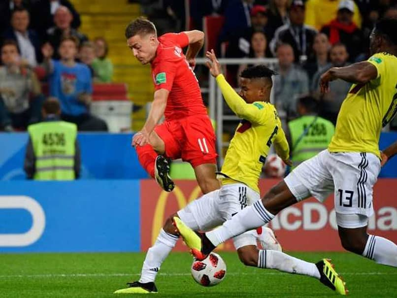 World Cup 2018: Jamie Vardy Misses Training, Unlikely To Face Sweden In Quarterfinals