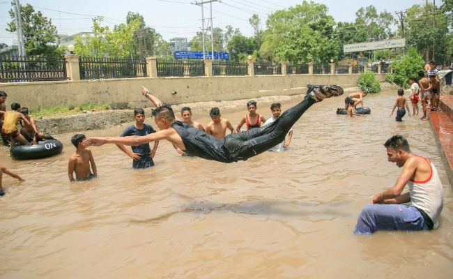 Jammu Records Hottest Day At 40 Degrees: Weather Department
