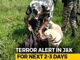 Video : Group Of Terrorists Sneak Into Kashmir, Delhi On High Alert