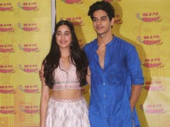 <i>Dhadak</i>'s <i>Zingaat</i>: Janhvi Kapoor And Ishaan Khatter Had 'No Pressure' To Recreate The Song