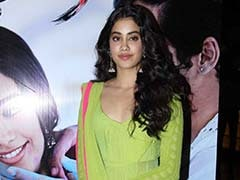 Janhvi Kapoor Takes A Traditional Turn For <i>Dhadak</i>'s Trailer Launch