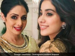 """Janhvi Kapoor On Coping With Sridevi's Death: """"Work Was Easy, Everything Else Was Struggle"""""""