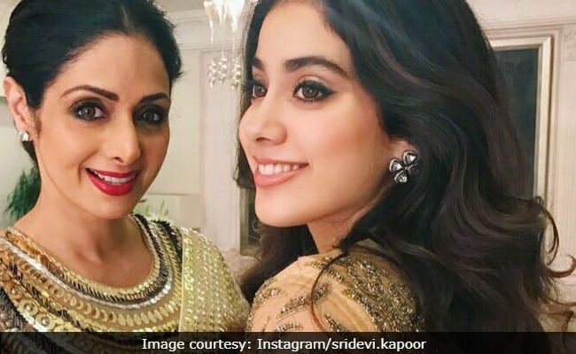 Janhvi Kapoor On Coping With Sridevi's Death: 'Work Was Easy, Everything Else Was Struggle'