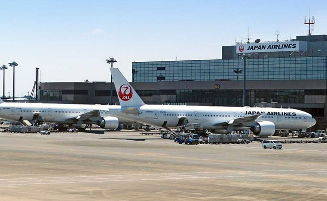 Baby Map Of Japan Airlines Allows Passengers To Avoid Children On Flight