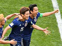 World Cup 2018: Japan Make History With Win Against 10-Man Colombia