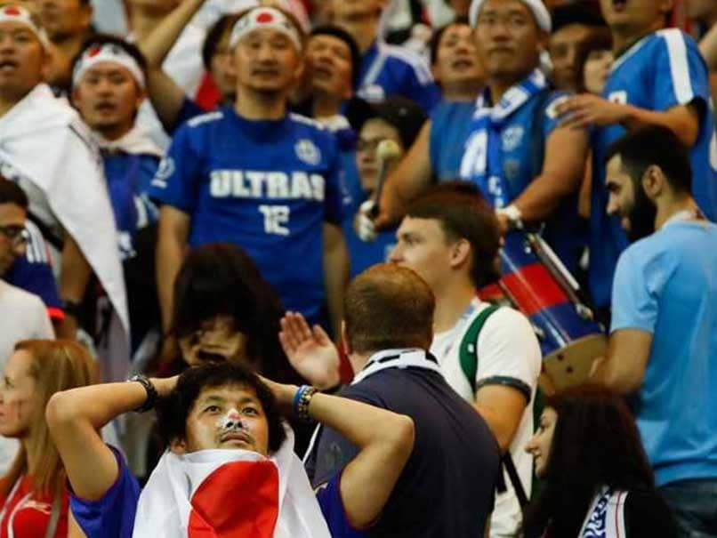 World Cup 2018: Stunned Silence In Tokyo As Japan World Cup Dream Ends