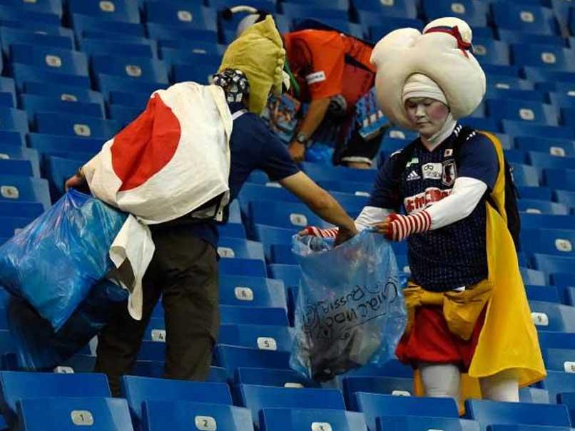 japan fans afp