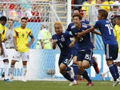 World Cup 2018, Colombia vs Japan Highlights: Japan Begin Campaign With A Win, Beat 10-Man Colombia 2-1