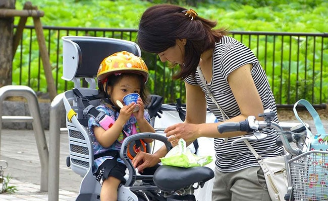 Japanese Lawmaker Says 'Mums Should Care For Toddlers,' Backlash Follows