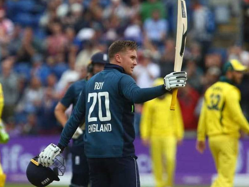 2nd ODI: Jason Roy, Jos Buttler Star As England Beat Australia By 38 Runs
