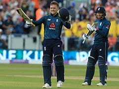 4th ODI: Jason Roy Runs Riot Again As England Go 4-0 Up Over Australia
