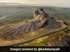 Kerala To Unveil World's Largest Bird Sculpture 'Jatayu'