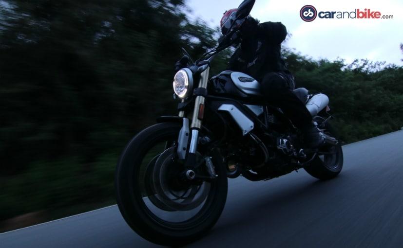 2e95e0e052 Ducati Scrambler 1100 First Ride Review - NDTV CarAndBike