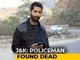 Video : Jammu And Kashmir Police Constable Kidnapped, Killed By Terrorists
