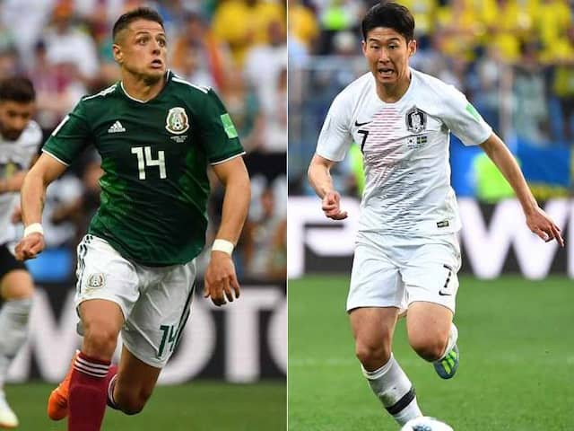 World Cup 2018, South Korea vs Mexico: When And Where To Watch, Live Coverage On TV, Live Streaming Online