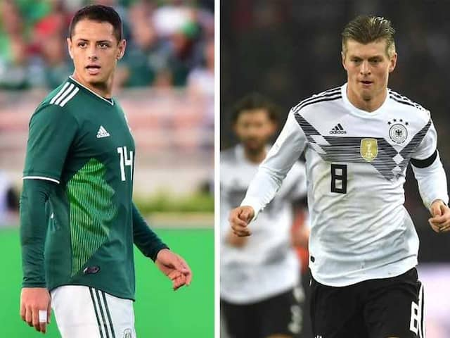World Cup 2018, Germany vs Mexico: When And Where To Watch, Live Coverage On TV, Live Streaming Online