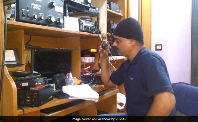 How 300 Radio Operators Are Helping Rescue People In Flood-Hit Kerala