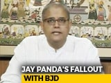 "Video : ""Was Humiliated, Physically Assaulted"": Baijayant Panda On Resigning From BJD"