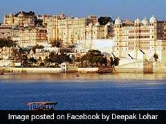 Udaipur, City Of Lakes, Third Among World's 15 Best Cities : Travel Poll