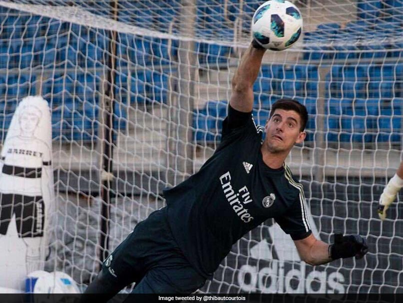 Family Only Reason Thibaut Courtois Moved To Real Madrid, Says Agent