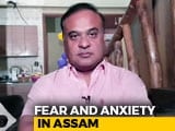 "Video: ""Completely Secular Process"": Himanta Biswa Sarma On Assam Citizens' List"