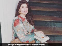 An Update About Twinkle Khanna's Third Book. Details Here