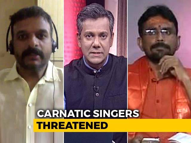 Video : Is Carnatic Music Being Communalised?