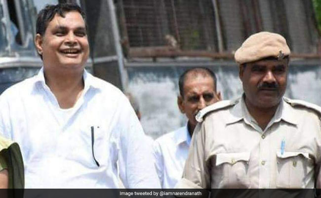 Bihar Shelter Rapes Boss Caught Chilling In Jail, 40 Names On Speed Dial including ministers