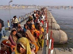 CISF To Undertake Comprehensive Security Audit Of UP Kumbh <i>Mela</i>