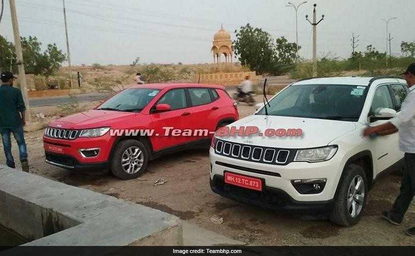 इस SUV के भारतीय स्पेसिफिकेशन मॉडल की बिना स्टीकर के फोटो सामने आई है