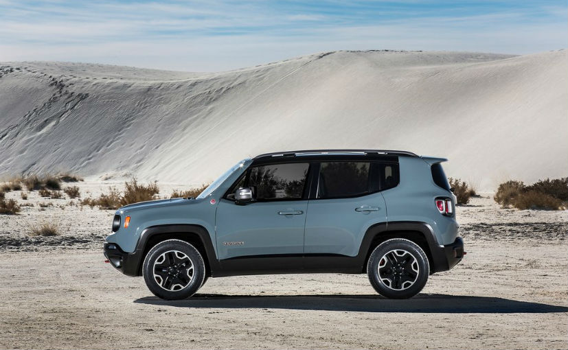 The upcoming sub 4-metre Jeep SUV will be positioned below the Renegade