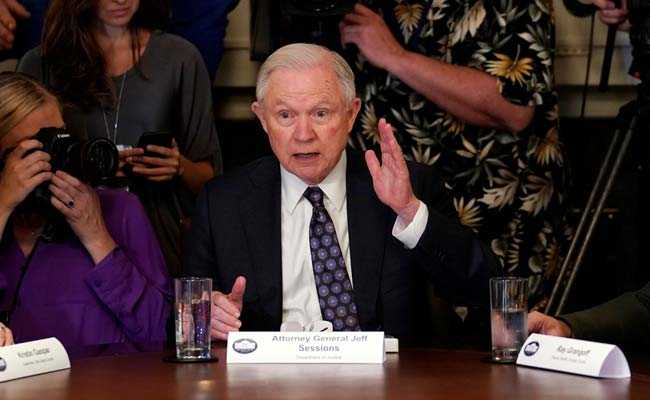 Fears for Russian Federation  probe as Trump fires Jeff Sessions