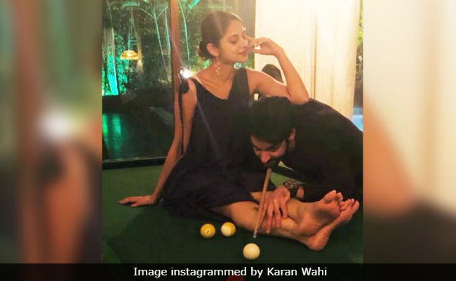 The Internet Thinks Jennifer Winget And Karan Wahi Are Dating As This Pic Goes Viral