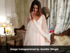<I>Bepannah</I> Actress Jennifer Winget Believes She's Headed In The Right Direction. Here's Why