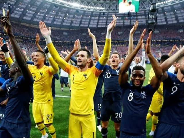 Champions France Defied Poor Stats At World Cup, Says FIFA Report