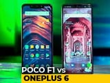 Video : Poco F1 vs OnePlus 6: Which Wins?