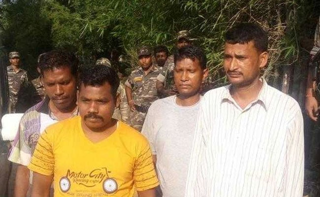 4 Policemen, Abducted From BJP Lawmaker's House In Jharkhand's Khunti, Rescued