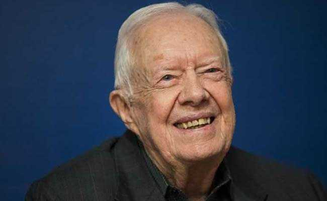 Jimmy Carter Hospitalised Again With Urinary Tract Infection