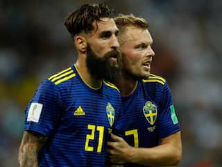 World Cup 2018: Swedens Jimmy Durmaz Blasts Online Racial Abuse After World Cup Loss