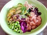 Video: Shisho Salmon Poke Bowl