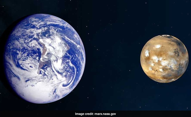 """Mars """"Invading Us"""": The Red Planet's Closest Approach To Earth In 15 Years"""